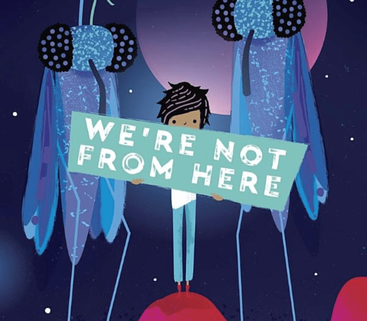 We're Not From Here