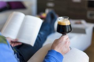 excellent book and beer pairings