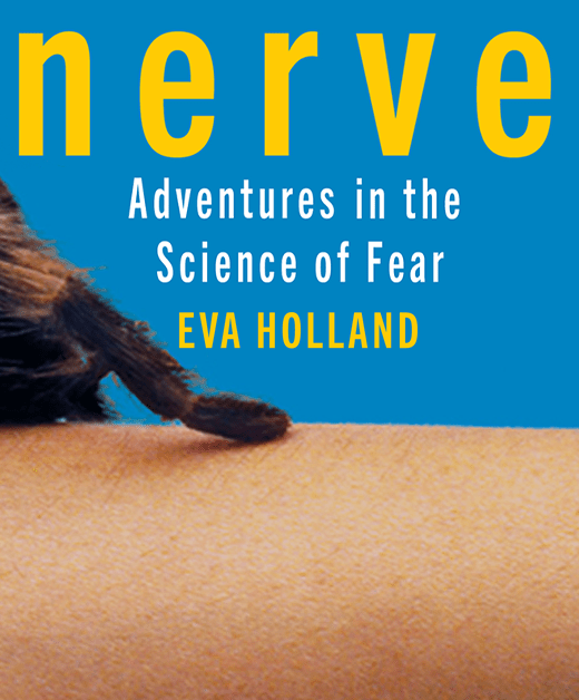 Featured image for Of Books and Booze Episode 13 - Nerve: Adventures in the Science of Fear